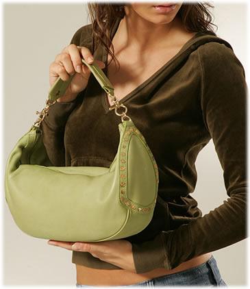 Juicy Couture Riveted Superstar Splendor Bag