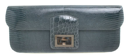 kara ross dea elephant lizard bag