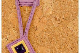 DKNY Chain Double Flap Crossbody Bag