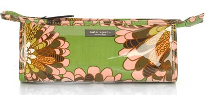 Kate Spade Heddy Small Floral Print Cosmetic Bag