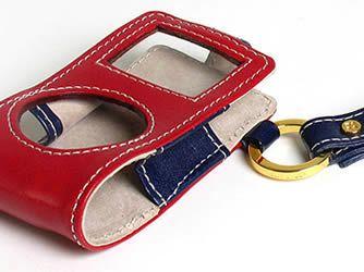 Kate Spade Katy Leather Mini iPod Case