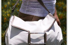 Rebecca Minkoff Buckled Up Fold Over Bag