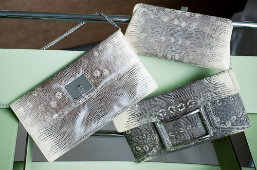 Lambertson Truex Lizard Bags for Spring 09
