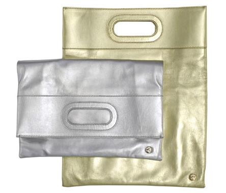 lambertson truex metallic rivington clutch
