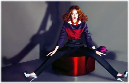 Lindsay Lohan Miu Miu Ad Campaign3
