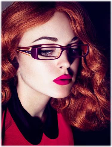 Lindsay Lohan Miu Miu Ad Campaign4