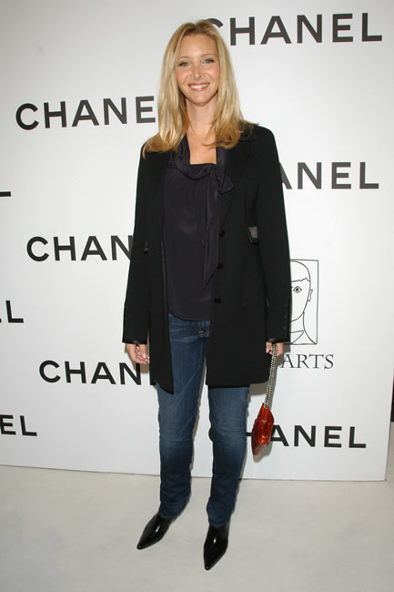 Lisa Kudrow chanel