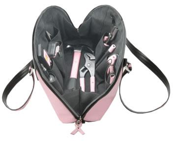 Little Pink Tool Kit