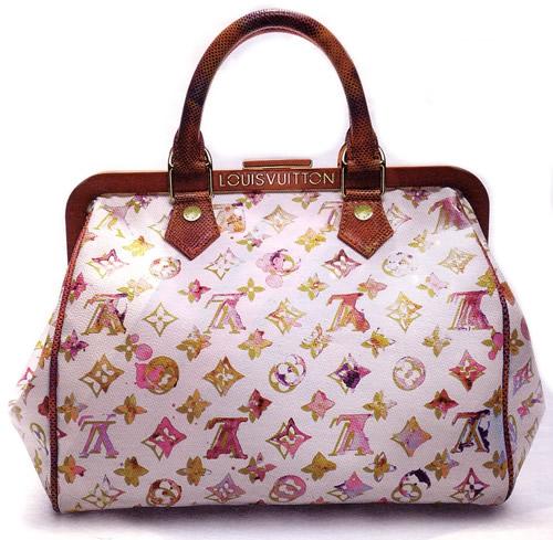 Louis Vuitton Aquarelle Bag