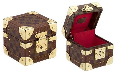 Louis Vuitton Damier Hard-Sided Box PM
