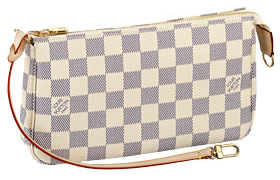 Louis Vuitton Damier Azur Accessories Pouch