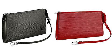 Louis Vuitton Epi Pochette Accessories