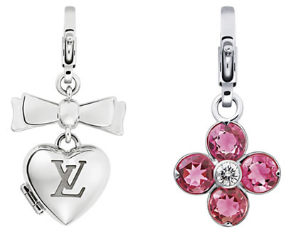 Louis Vuitton Charms