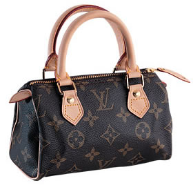 Louis Vuitton Monogram Mini Sac