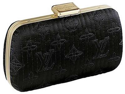 Louis Vuitton Monogram Motard Clutch