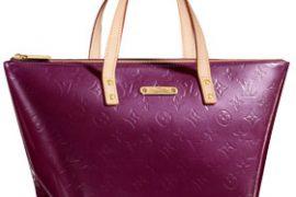 Louis Vuitton Monogram Vernis Bellevue PM