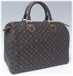 Louis Vuitton Mini Monogram Lin Speedy 30