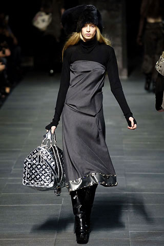 Louis Vuitton Silver Streak Large handbag