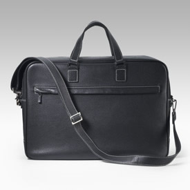 LT Pebbled Leather Carryall