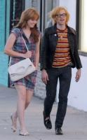 Mandy Moore with Coach Ergo Tote