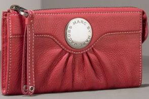 Marc by Marc Jacobs Lovely Zip Clutch
