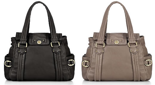 Marc by Marc Jacobs Turnlock Quinn