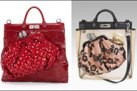 Marc Jacobs Bag on Bag