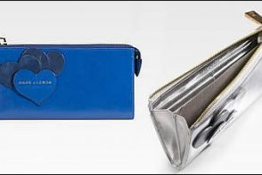 Marc Jacobs Love Story Zip Pouch