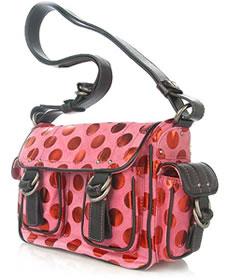 Marc Jacobs Metallic Dot Bag