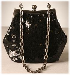 maria bonita sequin handbag