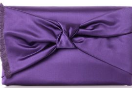 Michael Kors Big Bow Clutch