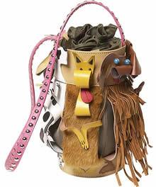 Michael Simon Mutts Barrel Bag