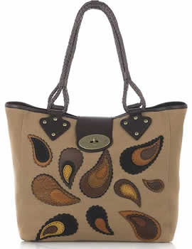 Mulberry Radcliffe Canvas Bag