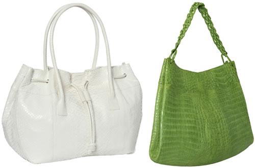 nancy gonzalez spring 2008 bags