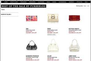 PurseBlog's Net A Porter Sale Picks