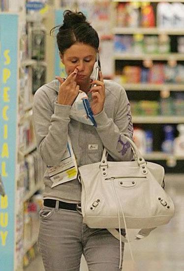 Nicky Hilton Balenciaga Bag