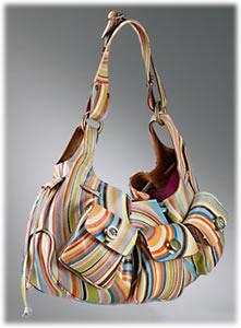 Paul Smith Swirl Large 3 Pocket Hobo