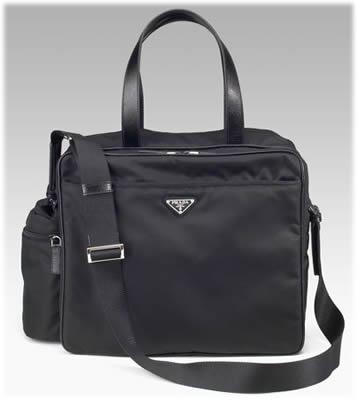 Prada Tessuto Baby Bag