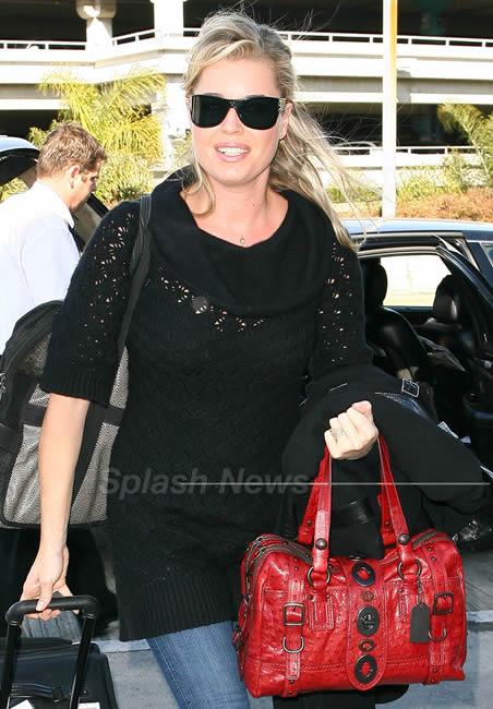 rebecca romijn coach bag