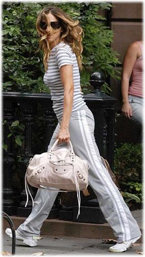 Sarah Jessica Parker Balenciaga Twiggy