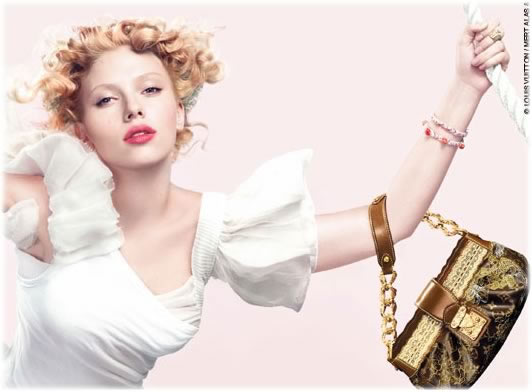 Scarlett Johansson Louis Vuitton Dentelle Kirsten