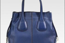 Tod's Medium Rounded D-Bag