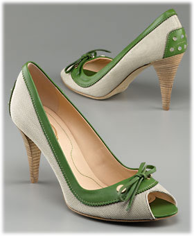 Tods Coupe Pump