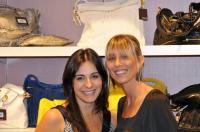 Laura Darrah and Sheila Nazarian of Treesje