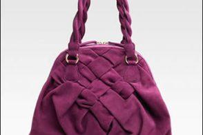 Valentino Cassis Couture Bag