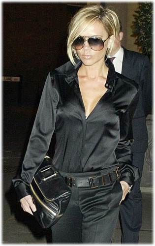 Victoria Beckham Handbag Style