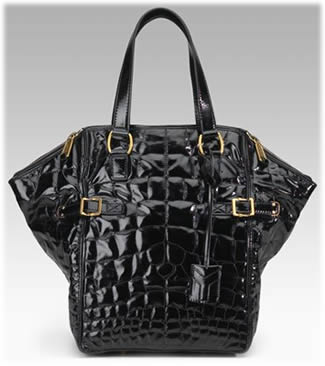 Yves Saint Laurent Medium Downtown Tote