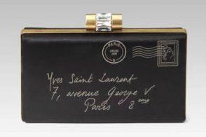 Yves Saint Laurent Minaudiere Satin Clutch: Fab or Drab?
