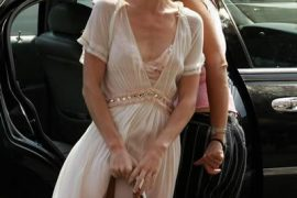 On the skinny side: Kate Bosworth