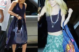 Lindsay Lohan vs Jessica Simpson: The battle of the Marc Jacobs bag